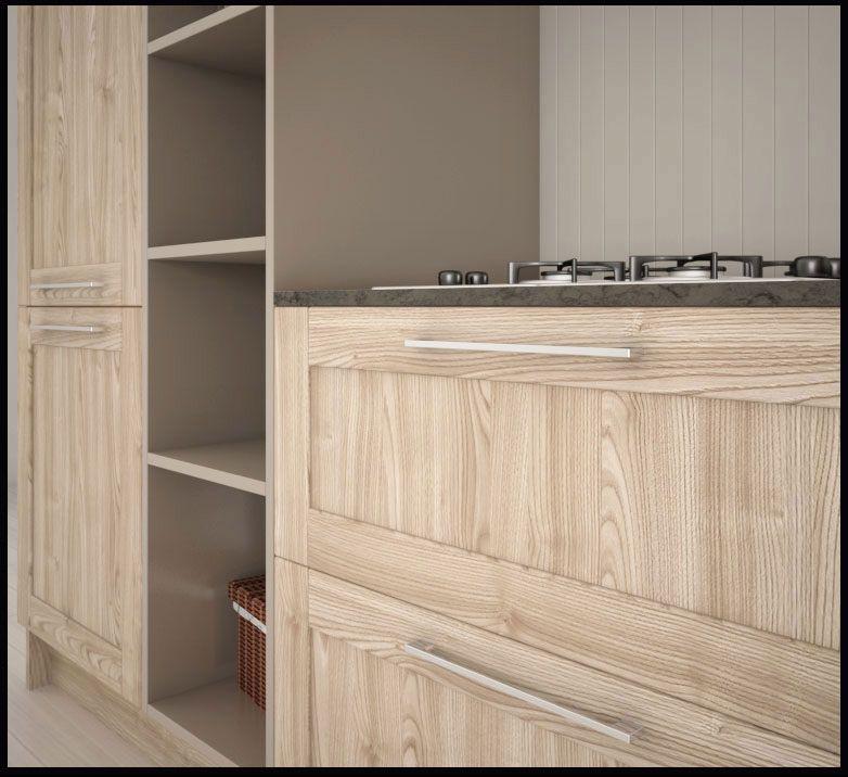 Cocina Clásica CASTAÑO - Muebles DOFER