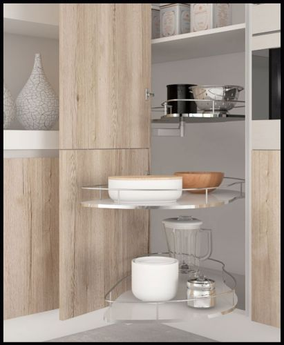 Cocina Contemporánea - Muebles DOFER