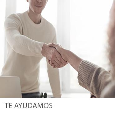 Te ayudamos